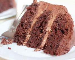 chocolate-fudge-cake