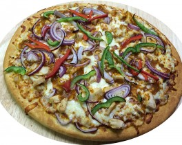 piri-piri-chicken-pizza